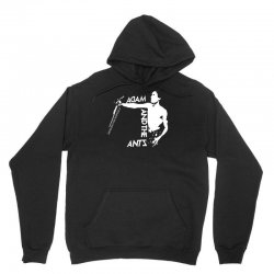 adam and the ants ants invasion tour 1980 Unisex Hoodie | Artistshot
