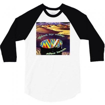 Guided By Voices Alien Lanes 3/4 Sleeve Shirt Designed By Teeshop