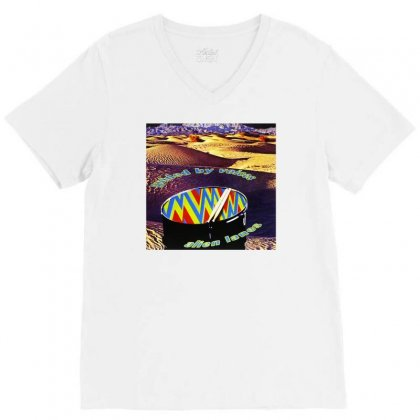 Guided By Voices Alien Lanes V-neck Tee Designed By Teeshop
