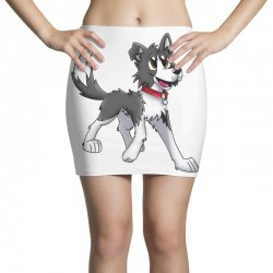 border collie 1457986758qll Mini Skirts | Artistshot