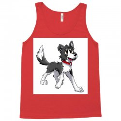 border collie 1457986758qll Tank Top | Artistshot