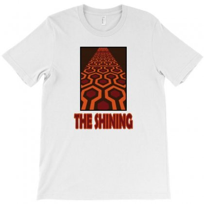 The Shining Pattern T-shirt Designed By Willo
