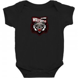 hockey team logo Baby Bodysuit | Artistshot