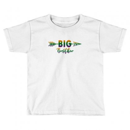 Big Brother Toddler T-shirt Designed By Neset