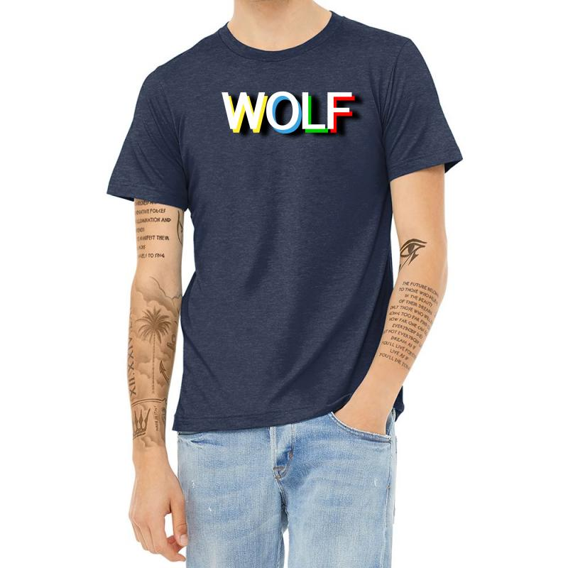 Wolf Heather T-shirt | Artistshot