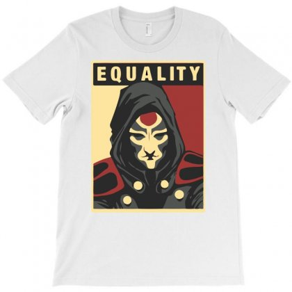 Equality T-shirt Designed By Ismi