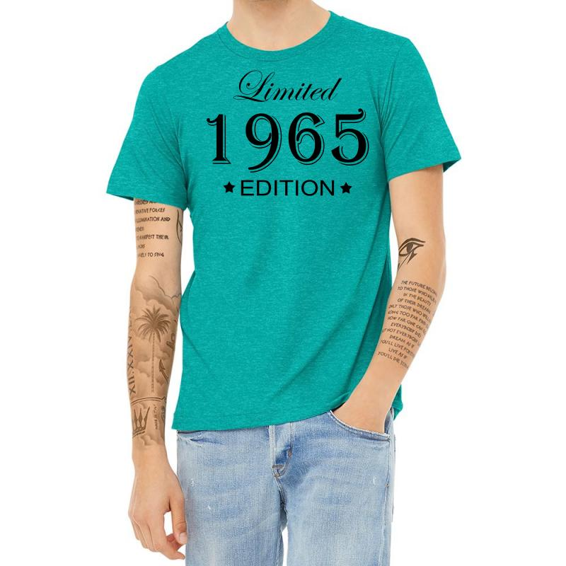 Limited Edition 1965 Heather T-shirt | Artistshot