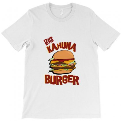 Big Kahuna Burger T-shirt Designed By Irwansyahronie