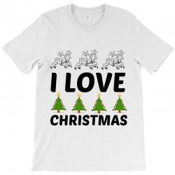 love christmas T-Shirt | Artistshot