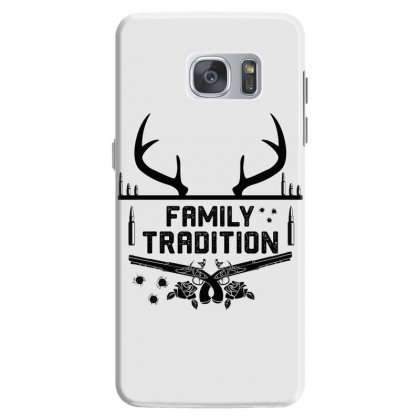 Family Tradition Samsung Galaxy S7 Case Designed By Sabriacar