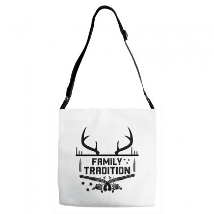 Family Tradition Adjustable Strap Totes Designed By Sabriacar