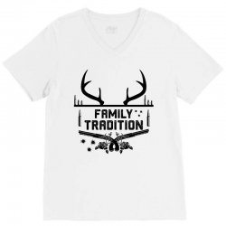 Family Tradition V-Neck Tee | Artistshot
