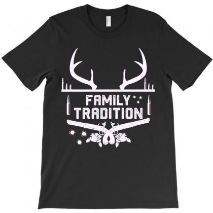Family Tradition T-shirt Designed By Sabriacar
