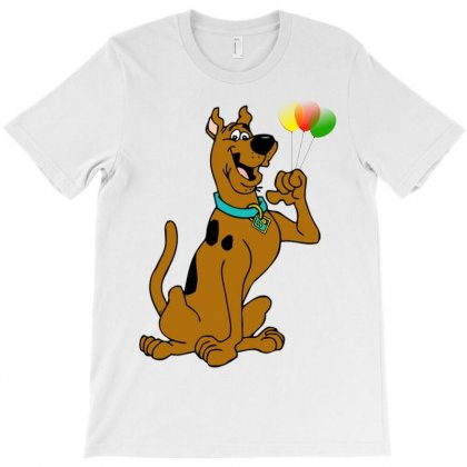 Scooby Doo Ghost T-shirt Designed By Sabriacar