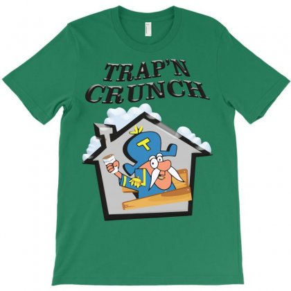 Trap'n Crunch T-shirt Designed By Igun