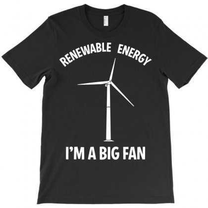 I'm A Big Fan T-shirt Designed By Rahmatika