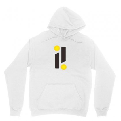 Impulse Record Label Unisex Hoodie Designed By Ahmadjufriyanto