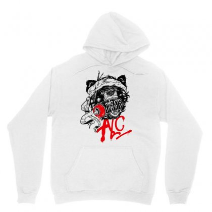 Alc Bear Unisex Hoodie Designed By Blackstars