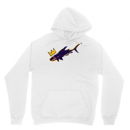 Basquiat Crown Unisex Hoodie Designed By Blackstars