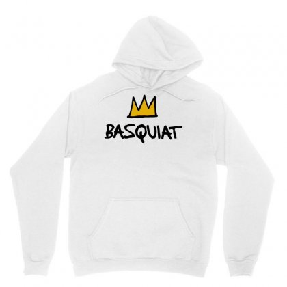 Basquiat Art Unisex Hoodie Designed By Blackstars
