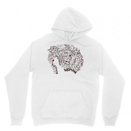 Black Afro Queen Unisex Hoodie Designed By Blackstars
