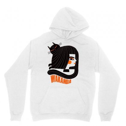 Black Wakanda Unisex Hoodie Designed By Blackstars