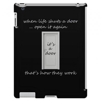 Positive Funny Sarcastic Quotes Ipad 3 And 4 Case Designed By Leila