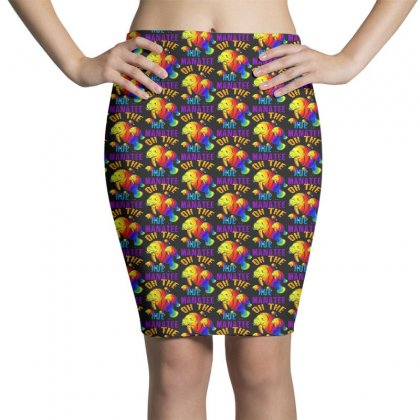 Oh The Hue Manatee Pencil Skirts Designed By Pinkanzee