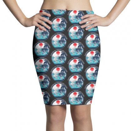 Natives Of The Golden Coast Pencil Skirts Designed By Pinkanzee