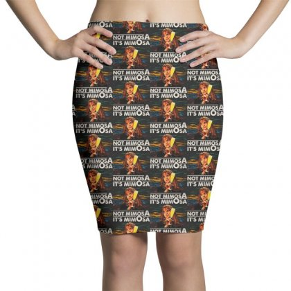 It's Mimosa Not Mimosa Pencil Skirts Designed By Pinkanzee