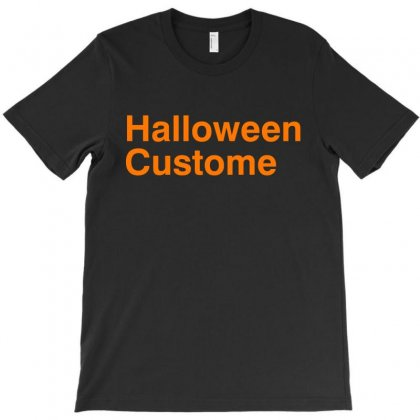 Halloween Custome T-shirt Designed By Meza Design