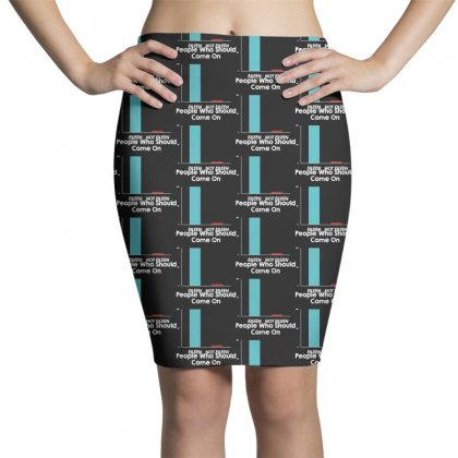 Come On Eileen Pencil Skirts Designed By Pinkanzee
