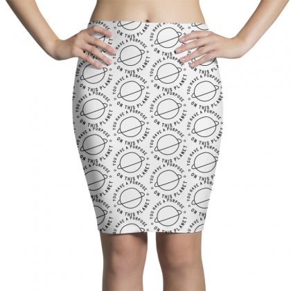 You Have A Purpose On Black Pencil Skirts Designed By Pinkanzee