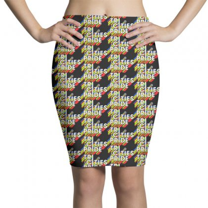 Tri Cities Pride Festival Pencil Skirts Designed By Pinkanzee