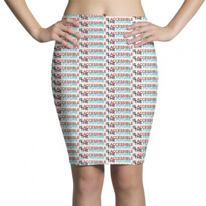 The Future Is Accessible Pencil Skirts Designed By Pinkanzee