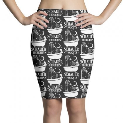 Schauer Thoughts Pencil Skirts Designed By Pinkanzee
