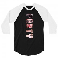 adore delano party 3/4 Sleeve Shirt | Artistshot