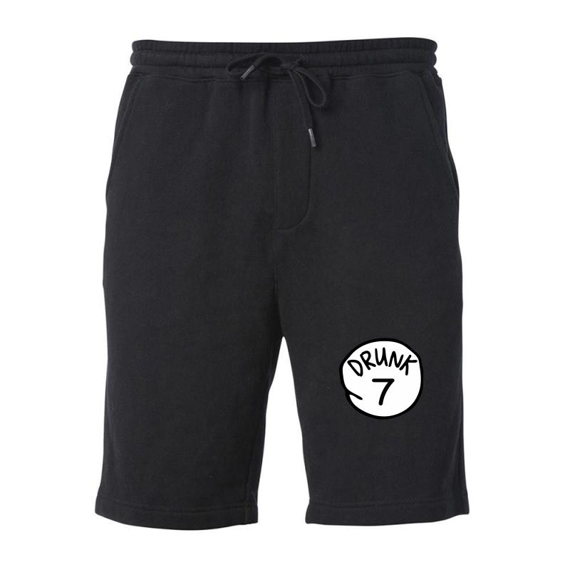 Drunk7 Fleece Short | Artistshot