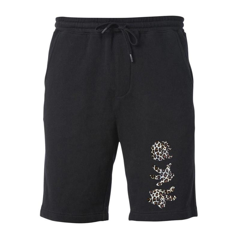 Cheeatah Fleece Short | Artistshot