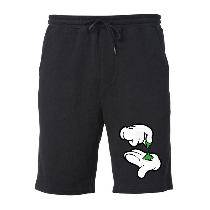 Dope Hand Fleece Short | Artistshot