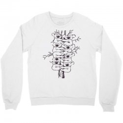 animals drawing marsupial australia Crewneck Sweatshirt | Artistshot