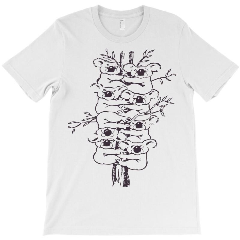 Animals Drawing Marsupial Australia T-shirt | Artistshot