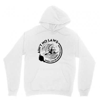 Halloween Witch Ain't No Laws You're Drinking Claws For Light Unisex Hoodie Designed By Pinkanzee
