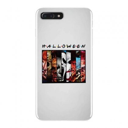 Halloween Horror Charaters Friends For Light Iphone 7 Plus Case Designed By Pinkanzee