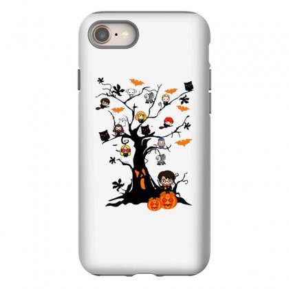 Halloween Harry Potter Tree Funny Iphone 8 Case Designed By Pinkanzee