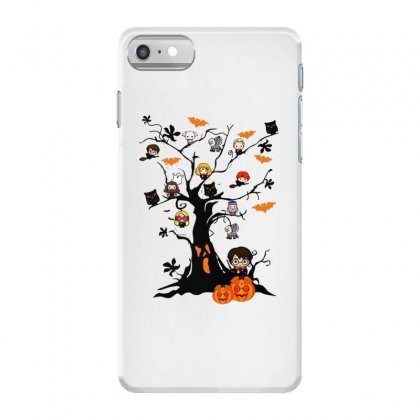 Halloween Harry Potter Tree Funny Iphone 7 Case Designed By Pinkanzee
