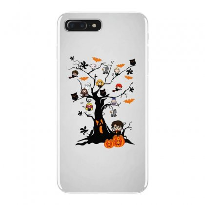 Halloween Harry Potter Tree Funny Iphone 7 Plus Case Designed By Pinkanzee