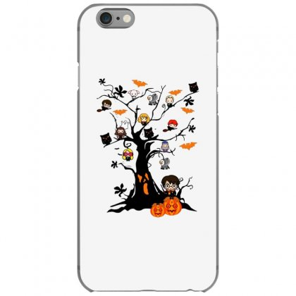 Halloween Harry Potter Tree Funny Iphone 6/6s Case Designed By Pinkanzee