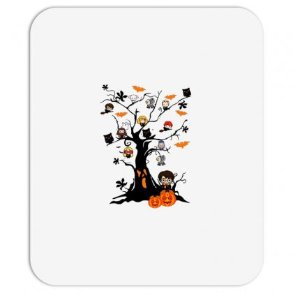 Halloween Harry Potter Tree Funny Mousepad Designed By Pinkanzee