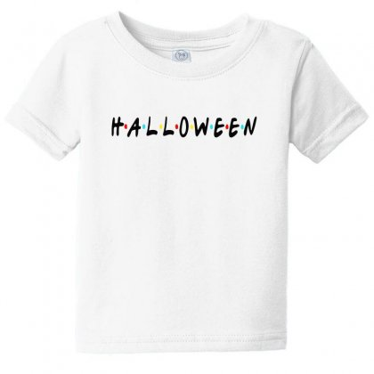 Halloween For Light Baby Tee Designed By Pinkanzee